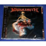 Megadeth - The World Needs A Hero - Cd - 2001 - UK - Lacrado
