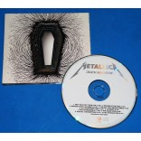 Metallica - Death Magnetic - Cd Digipak - 2008 - Brasil