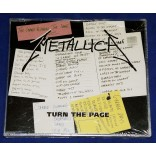 Metallica - Turn The Page - Cd Single - 1998 - Alemanha - Lacrado