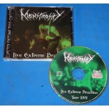 Monstrosity - Live Extreme Brazilian Tour 2002 - Cd - 2003 - Mutilation