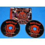 Motorhead - Take No Prisoners - 2 Cd's - 1997 - UK