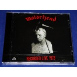 Motorhead - What's Wordsworth? - Cd - 2002 - EU - Lacrado