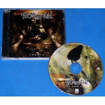 Old Man's Child - Vermin - Cd - 2005