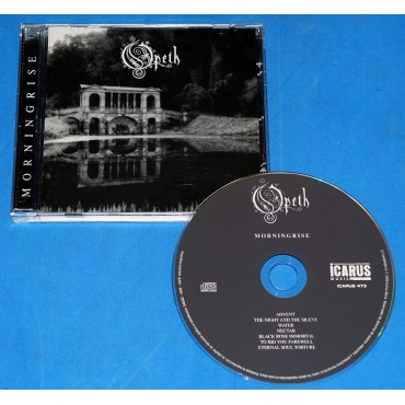 Opeth - Morningrise - Cd - 2008 - Argentina