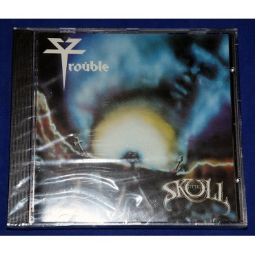 Trouble - The Skull - Cd - 1994 - Alemanha - Lacrado