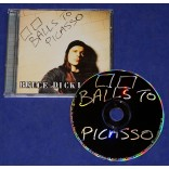 Bruce Dickinson - Balls To Picasso - Cd 2004 USA