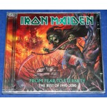 Iron Maiden - From Fear To Eternity - 2 Cd's - 2011 - Lacrado