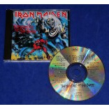 Iron Maiden - The Number Of The Beast - Cd Capitol - USA