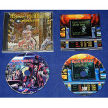 Iron Maiden - Somewhere In Time Cd Duplo - 1995 - USA