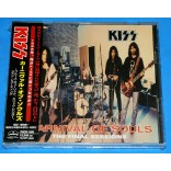 Kiss - Carnival of Souls: The Final Sessions - Cd Japão 1997 Lacrado
