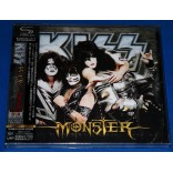 Kiss - Monster - Cd - Japão  2012 - Lacrado - Capa 3D