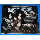 Kiss - Monster (International Your Edition) - Cd 2013 Lacrado Canada