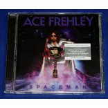 Ace Frehley - Spaceman - Cd - 2018 - USA - Kiss - Lacrado
