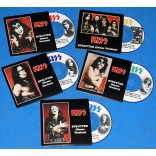 Kiss - Strutter (Demo Version) - 5 Mini Cd's - Austria