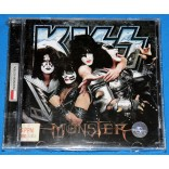 Kiss - Monster - Cd - Indonesia - 2012 - Lacrado