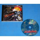 Kiss - Spacewalk - A Salute To Ace Frehley - Cd - 1996 - USA
