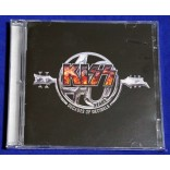 Kiss - 40 Years (Decades Of Decibels) - 2Cd's - 2014 - Brasil - Lacrado