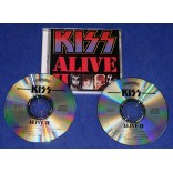 Kiss - Alive II - 2 Cd's - USA