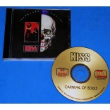 Kiss - Carnival Of Souls - Cd - Italia