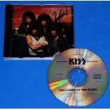 Kiss - Creatures Of The Night - Cd - USA - Autografado