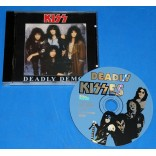 Kiss - Deadly Demos - Cd - 1995 - Canadá