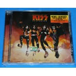 Kiss - Destroyer (Resurrected) - Cd - Lacrado - Argentina - 2012