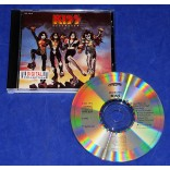 Kiss - Destroyer - Cd - Brasil - 1994