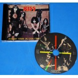 Kiss - Kissin' Time In San Francisco - Cd - 1994 - Itália