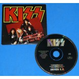 Kiss - Limited Edition Australian Tour 1995 - Cd Promo - Austrália - 1995