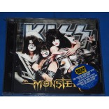 Kiss - Monster - Cd - USA - 2012 - Lacrado Best Buy Capa 3-D