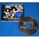 Kiss - Monster - Cd - 2012 - Capa 3D - EU