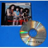 Kiss - Monsters Of Rock - Cd - Itália
