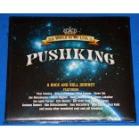 Pushking - The World As We Love It - Cd Digipack - Lacrado - 2011 - Kiss