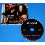 Kiss - Rock Diamonds - Cd - Itália - 1996