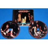 Kiss - Rockin' in Chile - 2 Cd's - 1995 - Italia