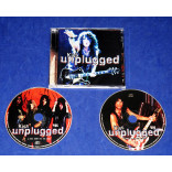 Kiss - Unplugged - Cd Duplo - 1995 - Italia