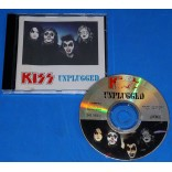 Kiss - Unplugged - Cd Italia 1995