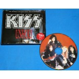 Kiss - Unholy - Cd Single 1 - 1992 - UK