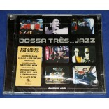 Bossa Très Jazz When Japan Meets Europe - 2 Cd's - 1999 - EU - Lacrado