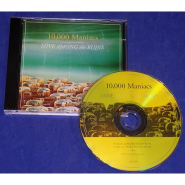 10.000 Maniacs - Love Among The Ruins - Cd - 1997