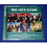 90s Hits Icons 2Cds USA Lacrado 2014 New Radicals Blind Melon Sublime