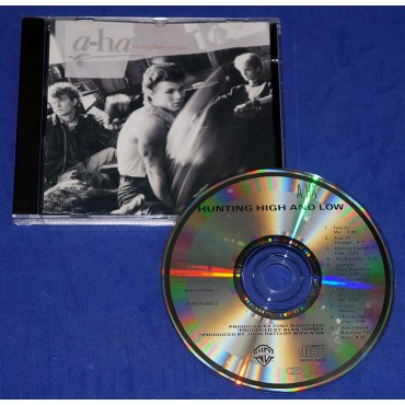 A-ha - Hunting High And Low - Cd - Alemanha