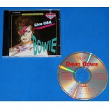 David Bowie - Live USA 1976 - Cd - Alemanha
