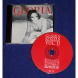 Gloria Estefan - Greatest Hits II - Cd - 2001 Miami Sound Machine