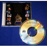 Grammy's Greatest Moments - Volume IV - Cd - 1994 - Alemanha