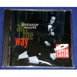 Jimmy Scott - All The Way - Cd - 1992 - USA - Lacrado