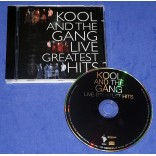 Kool & The Gang - Live Greatest Hits - Cd - Brasil