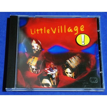 Little Village - 1º - Cd - 1992 - EU - Lacrado