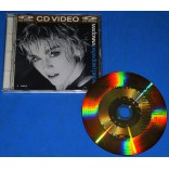 Madonna - Papa Don't Preach - CD Video - 1986 - UK / USA
