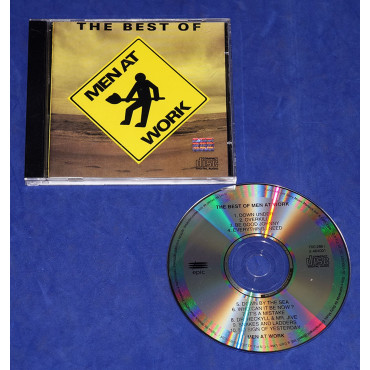 Men At Work - The Best Of - Cd